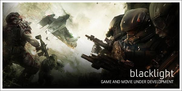 Blacklight - Both Movie, Comic Book and Game Under Development