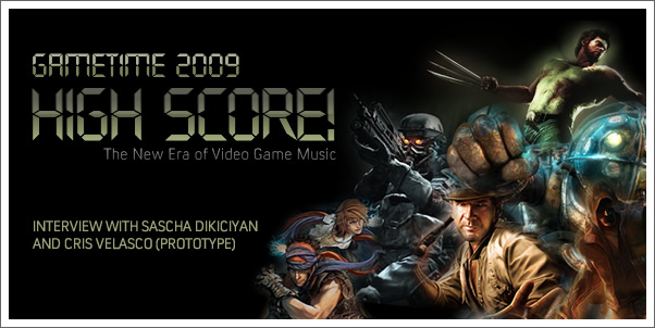 Gametime 2009 - Interview with Sascha Dikiciyan and Cris Velasco (Prototype)