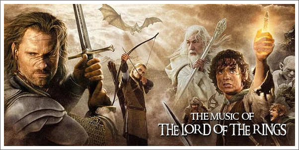 The Music of the Lord of the Rings Films Book Announced