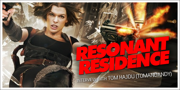 Resonant Residence! Interview with Composer Tom Hajdu (Tomandandy)