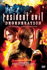 Resident Evil:   Degeneration   (2008)(DVDRip)(V.O./SUB)