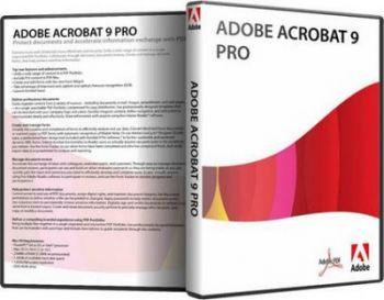 Adobe Acrobat Professional 9.4.0