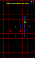 Screenshot of TicTacToe (Gomoku)