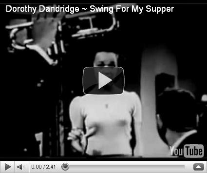 Dorothy Dandridge Room Decor