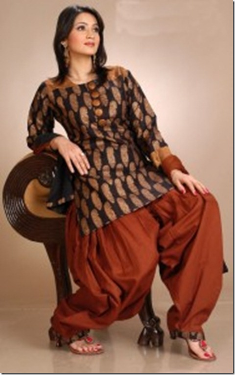 Charming Salwar Kameez 2011 Collection1