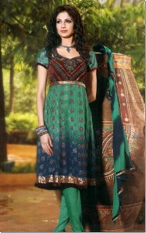 Charming Salwar Kameez 2011 Collection4