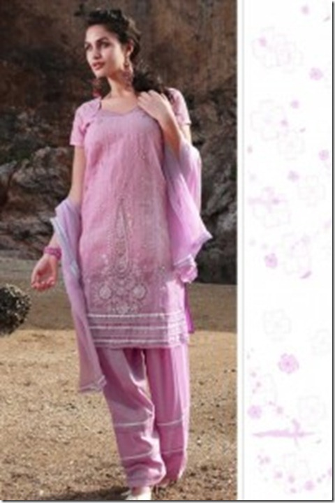 Charming Salwar Kameez 2011 Collection9