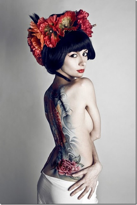 Sexy-and-Cute-Tattoos-Flower-Tattoos