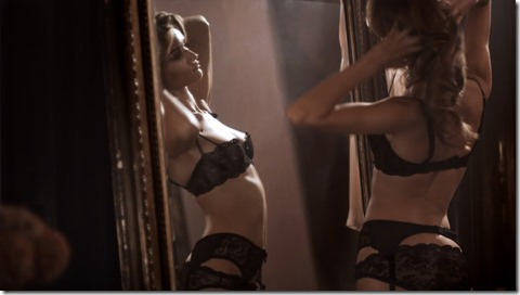 Agent Provocateur Rosie Huntington Whiteley (4)