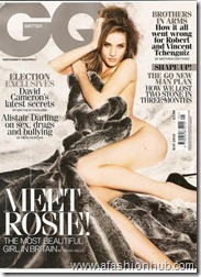 Rosie Huntington-Whiteley mag Covers (8)
