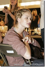 Rosie Huntington-WhiteleyBackstageBetty Jackson (4)