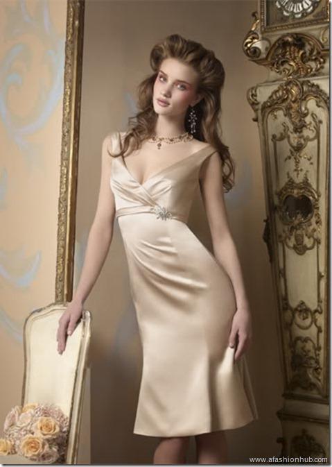 Rosie Huntington-Whiteley Alvina Valenta Bridal Collection (9)
