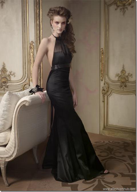 Rosie Huntington-Whiteley Alvina Valenta Bridal Collection (17)