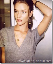 Rosie Huntington-Whiteley Polaroids (5)