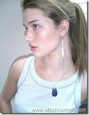 Rosie Huntington-Whiteley Polaroids (19)