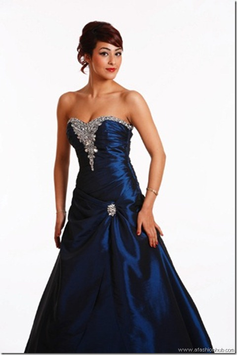 Elise, also in Red-Prom dress and ballgown