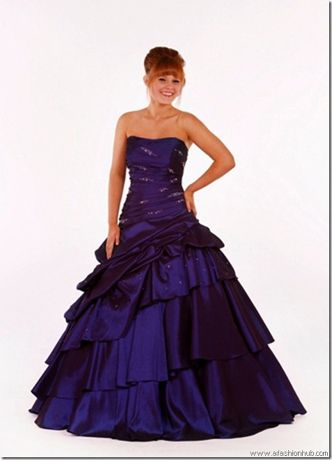 Ria-Prom dress and ballgown