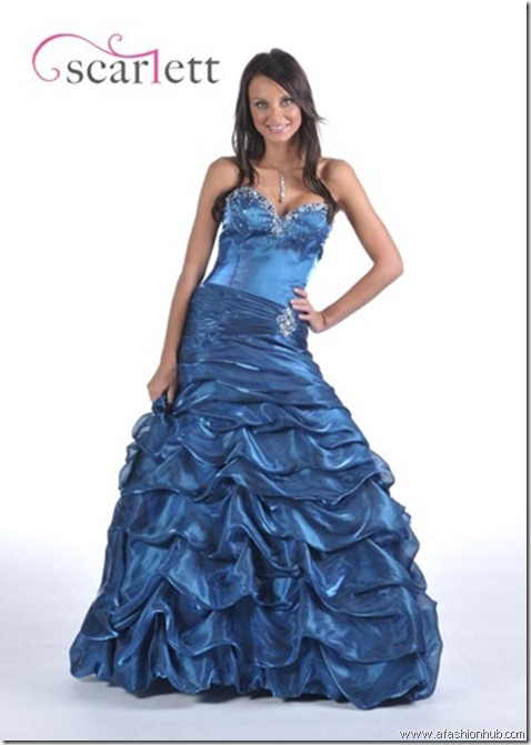 Rowanna-Prom dress and ballgown