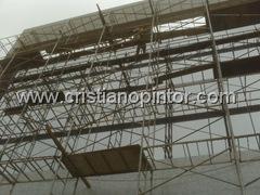Predios em construção