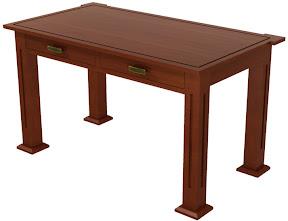 sacramento writing desk