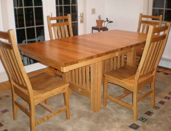Narrow dining table narrow dining room tables for Narrow kitchen table