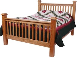 Prairie Bed Frame