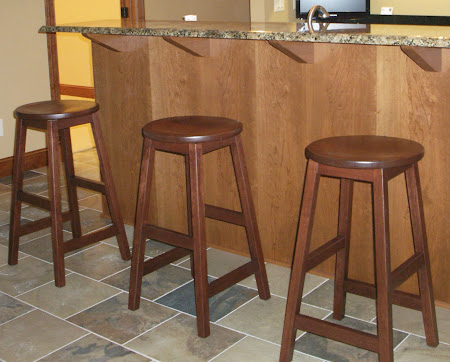 Simple Barstools