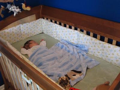 washington baby crib
