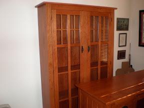 Oregon office set