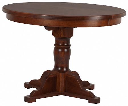 "30"" Diameter Riverside Round Table in Royal Maple"