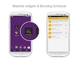 Screenshot of BlackList