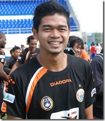 Bambang Pamungkas Pemain Persija, jakarta  Sriwijaya Post/Syahrul Hidayat, 09-08-2008