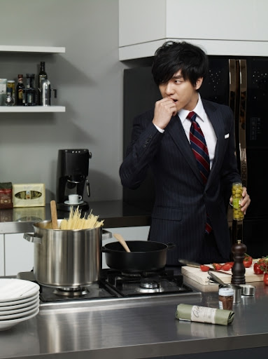 G Dragon Girlfriend Sandara Park Whimsical Being: Lee S...