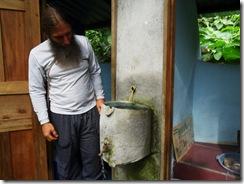 Rainwater Faucet