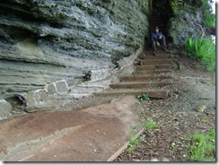 Coastal Stairs