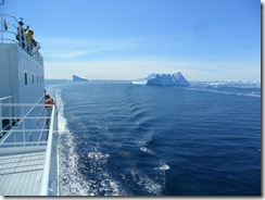 Port Stern Iceberg