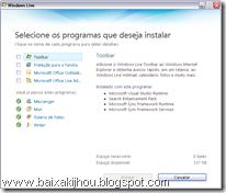 Instalação Messenger