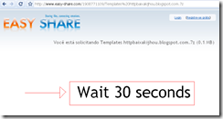 esperar 30 segundos