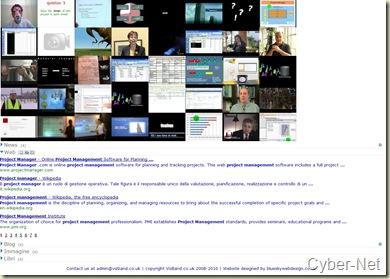 VizBand oin Cyber-Net