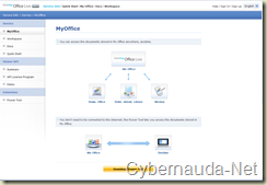 ThinkFree on Cybernauda-Net