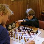 1. runde: Sebastian og Erik Garnås.