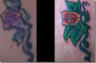 coverup rework