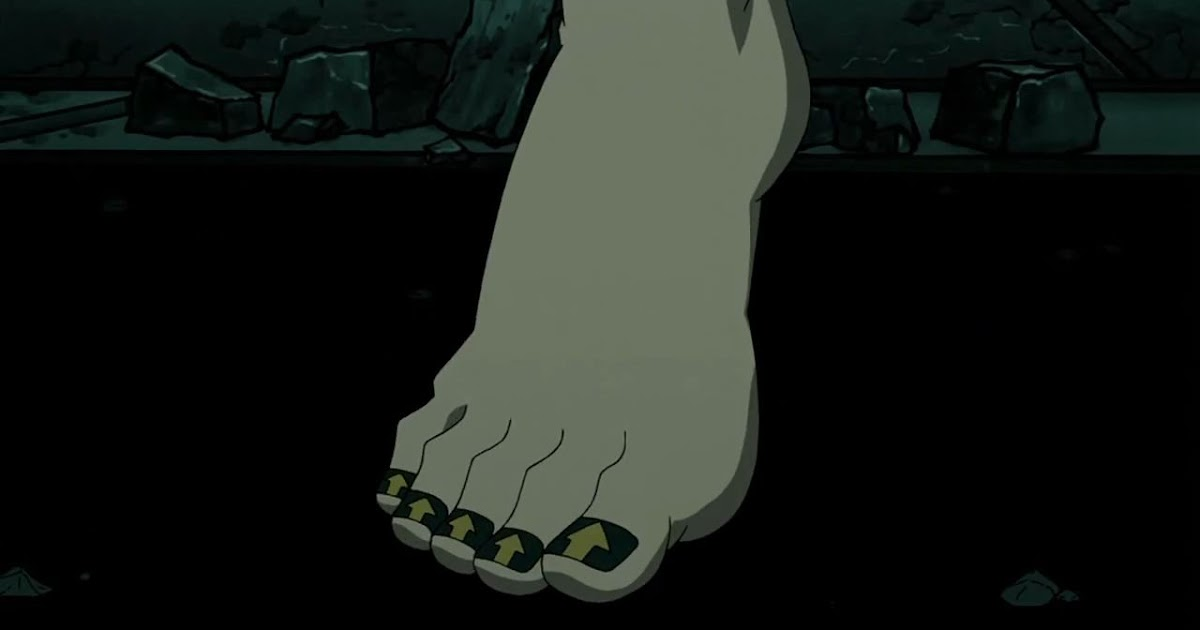Anime Characters That Are 5 Feet : Anime feet foot master challenge