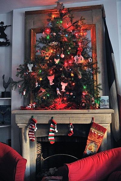 Christmas Chez Nous