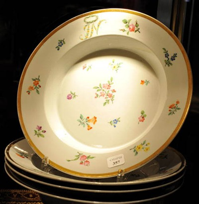 napoleon jerome plates