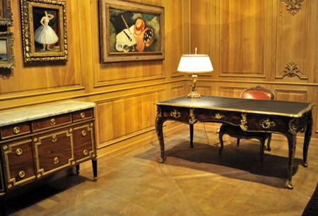 walter guillaume room