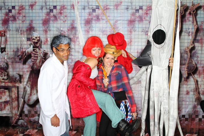 Halloween 2010 Crew
