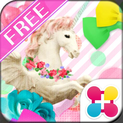 [FREE] Candy March [+]HOME 個人化 App LOGO-硬是要APP
