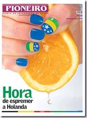 巴西:荷蘭小心了2