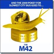 El M42, premio caracol en 2009